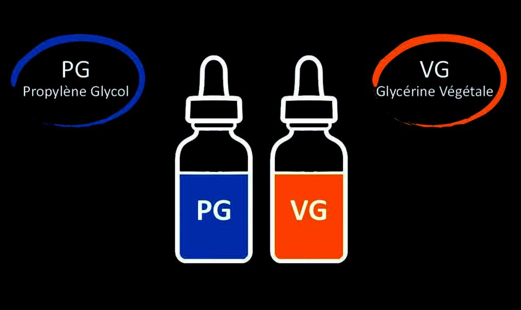 PG-VG-quel dosage